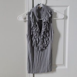 Forever 21 size small grey shirt